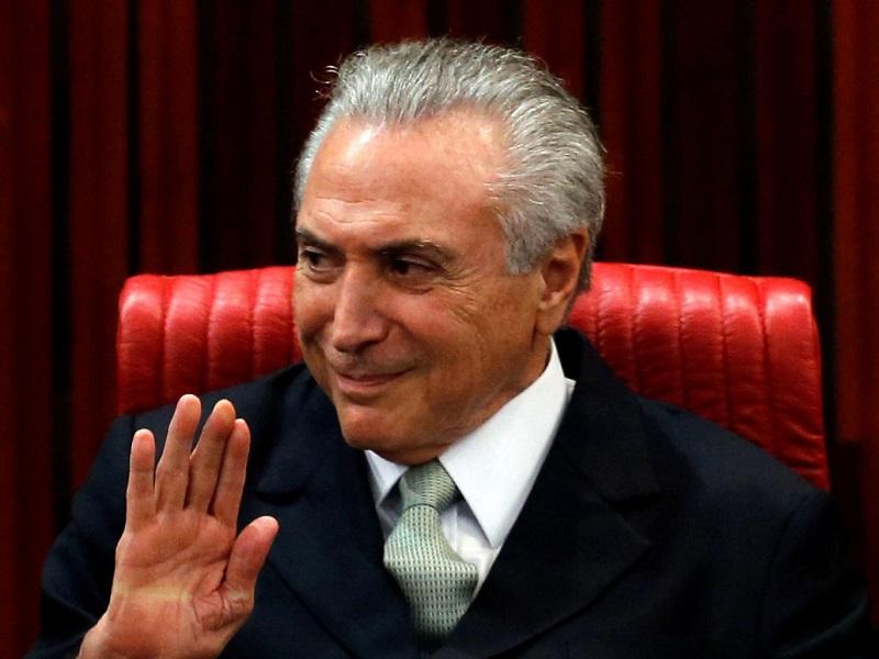 президент Бразилии, коррупция