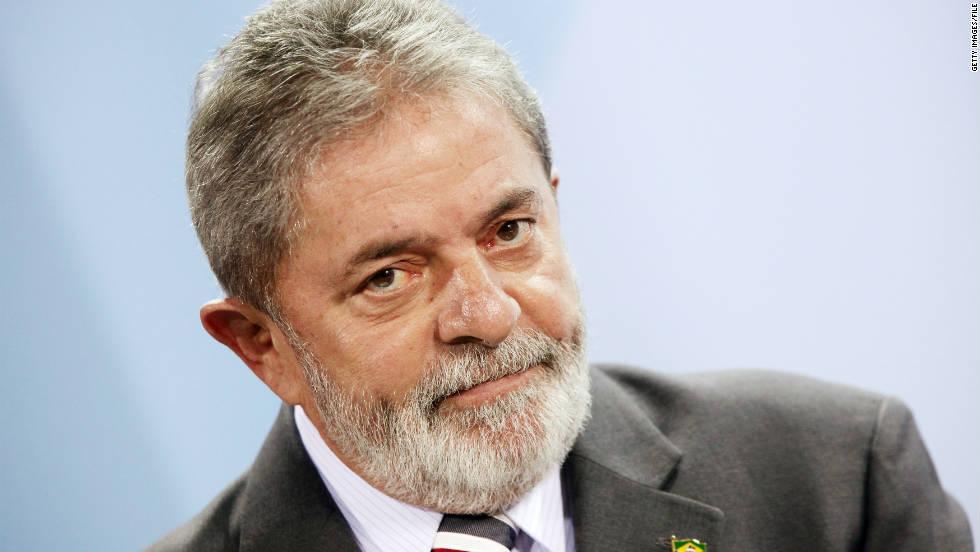 Бразилия, с да Силва сняли одно из обвинений
