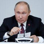 Владимир Путин, президент Российской Федерации, игнорируют антимонопольные, ужесточение антикоррупционного законодательства