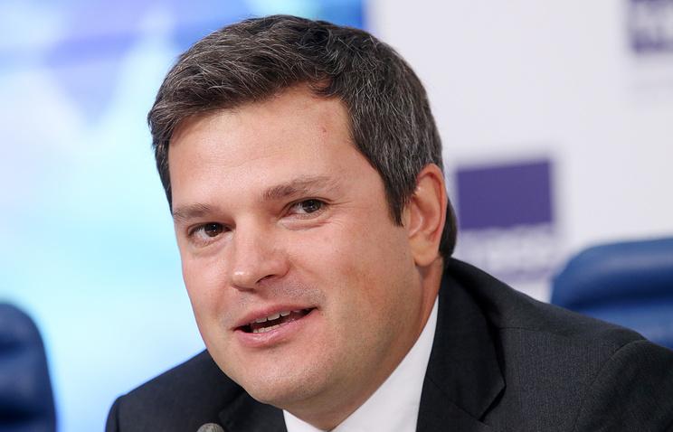 Заместитель министра связи и массовых коммуникаций РФ Алексей Козырев.