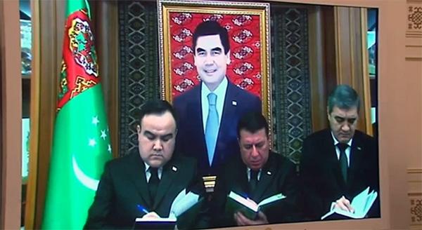 Высокопоставленные туркменские чиновники, арестованные за коррупцию