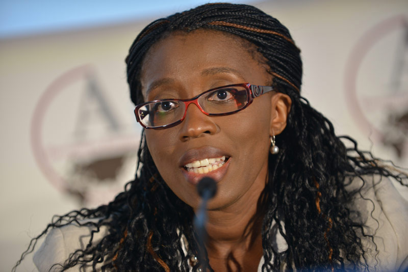 Executive Secretary of the United Nations Economic Commission for Africa Vera Songwe