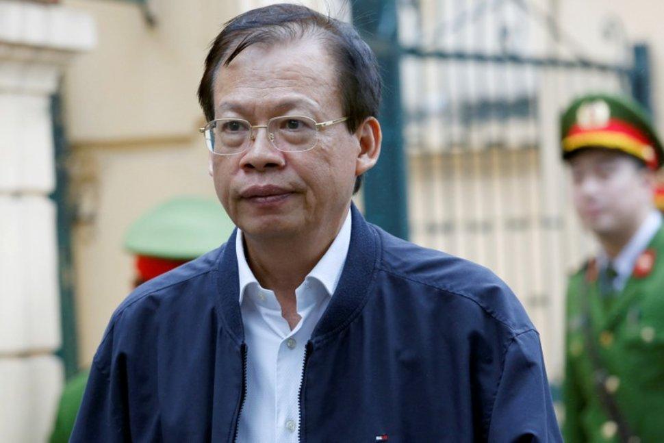 Бывший глава ПетроВьетнам Phung Dinh Thuc