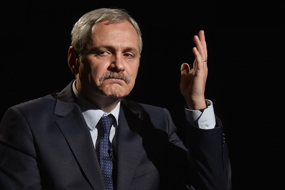 Social Democrat Party (PSD) leader Liviu Dragnea