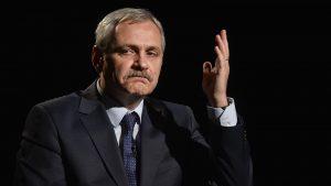 Social Democrat Party (PSD) leader Liviu Dragnea