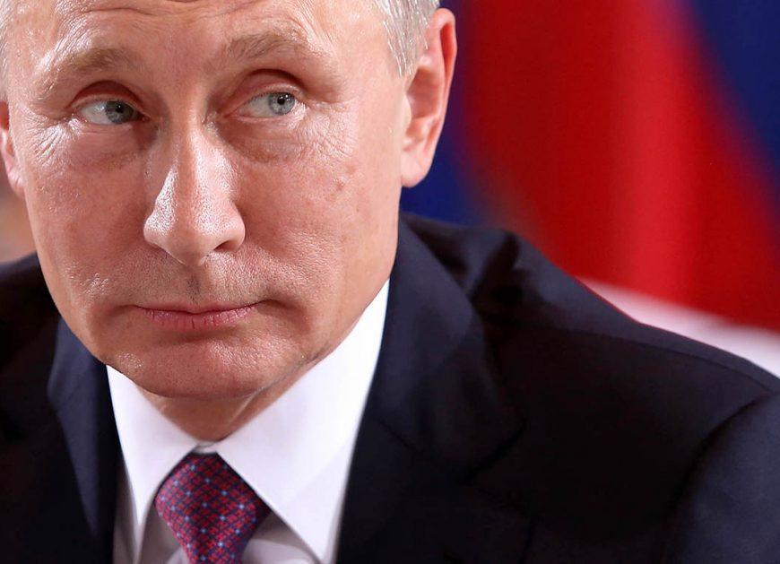 Владимир Путин, ужесточение антикоррупционного законодательства