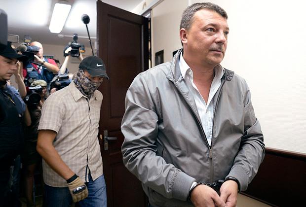 Михаил Максименко и Александр Ламонов