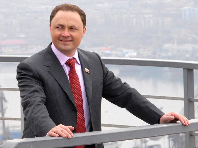 Экс-мэр Владивостока Игорь Пушкарёв
