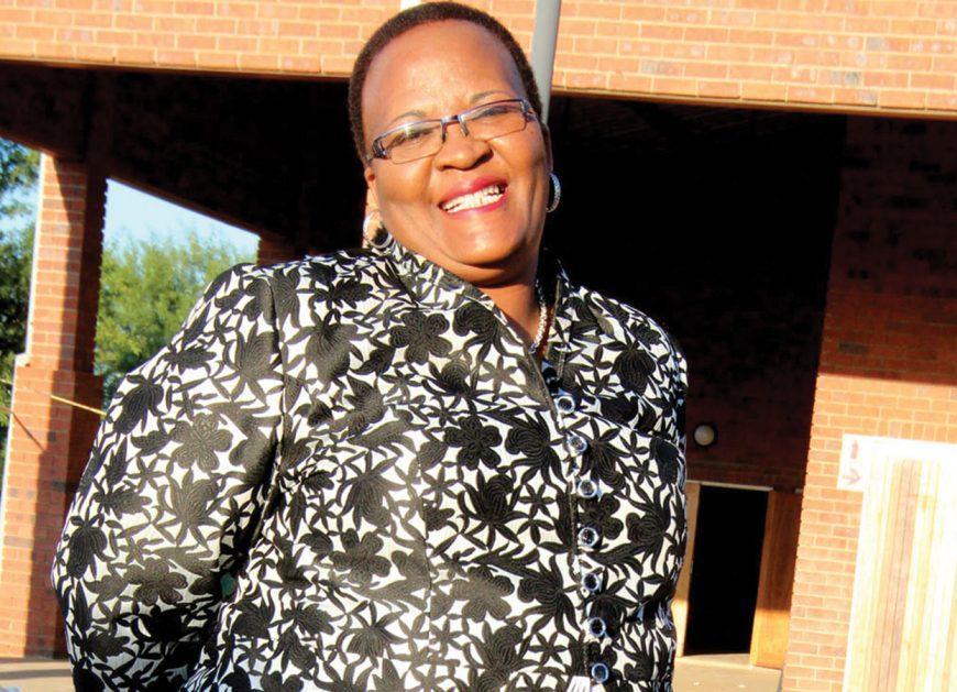 Free State Sports MEC Mathabo Leeto