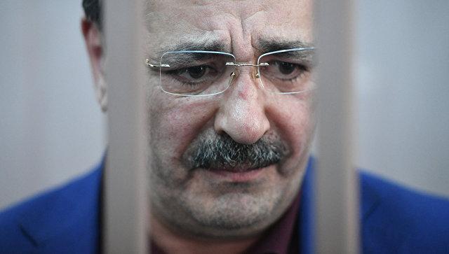 Бывший заместитель главы правительства Дагестана Шамиль Исаев.