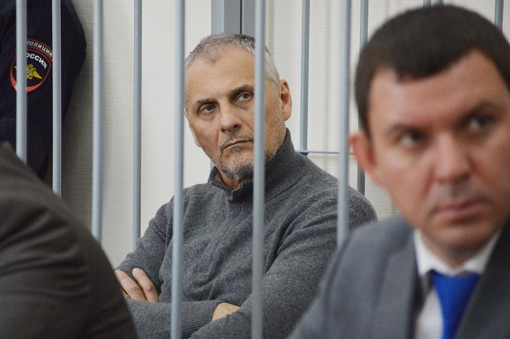 Экс-губернатор Сахалинской области Александр Хорошавин
