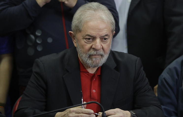Экс-президент Бразилии Луис Инасиу Лула да Силва.