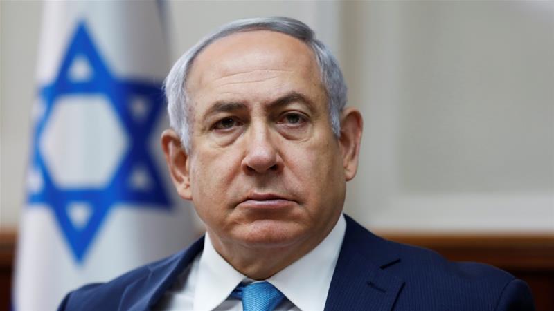 Israeli Prime Minister Benjamin Netanyahu, чиновники арестованы, Израиль, премьер-министр