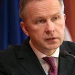 Latvian Central Bank's President Ilmars Rimsevics, Латвия, арестовали главу ЦБ, арестовали главу ЦБ