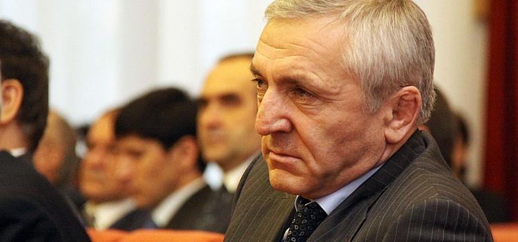 Бывший министр образования Республики Дагестан Шахабас Шахов.