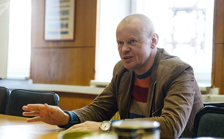 Глава ЦБ Латвии Илмарc Римшевич, отстранен от должностных обязанностей