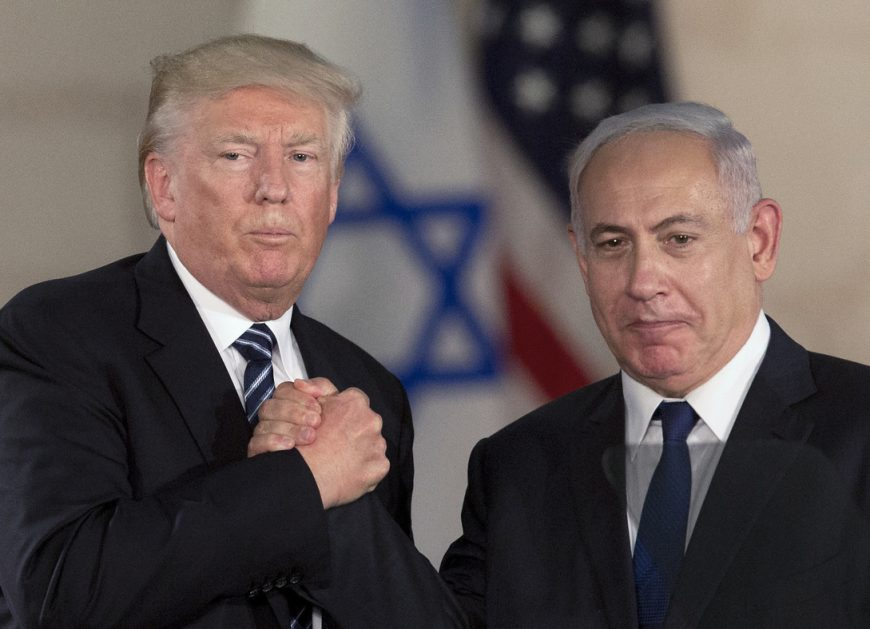 Israel's Netanyahu Faces Criticism For Delayed Reaction To Charlottesville Rally because he wanted to avoid angering Trump.