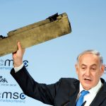 Netanyahu droned on during a recent speech.