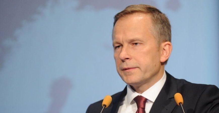Президент Банка Латвии Илмар Римшевич
