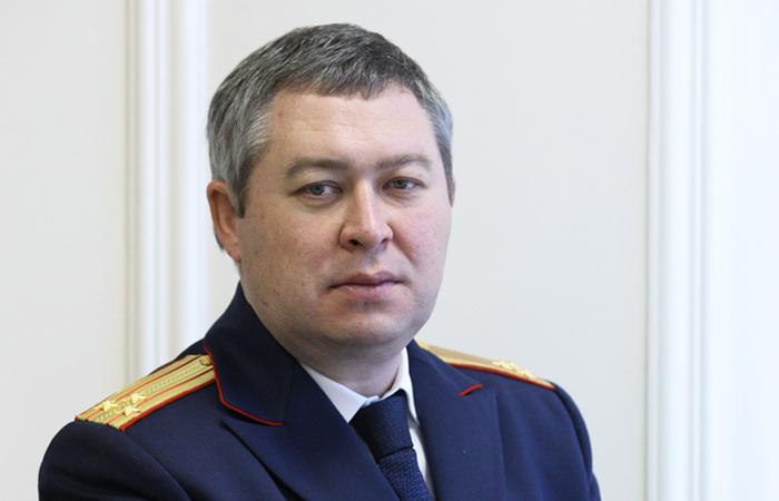 Замглавы столичного управления СКР Сергей Синяговский