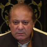 Ex Pakistani Prime Minister Nawaz Sharif