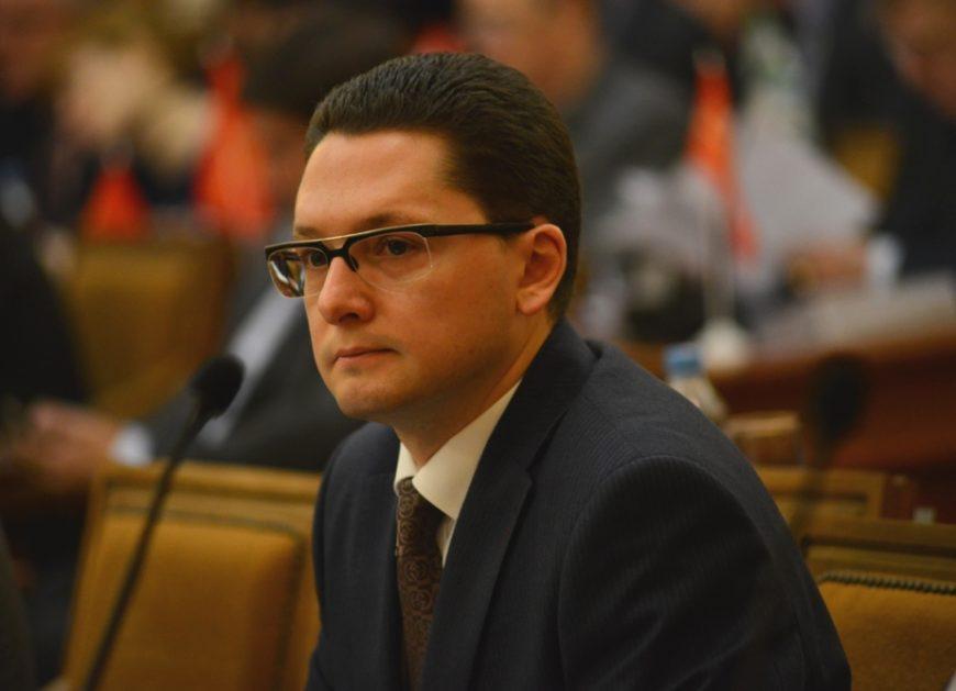 Заместитель мэра Одессы Павел Вугельман