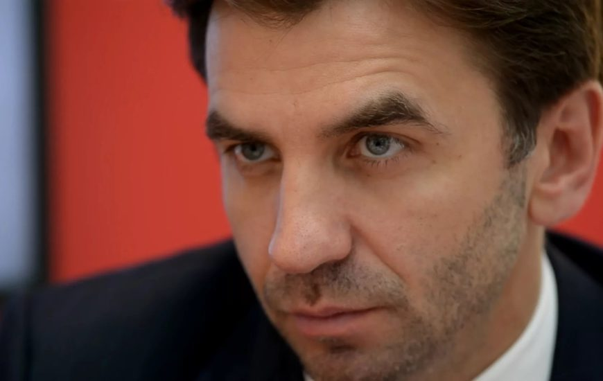 Министр Открытого Правительства Михаил Абызов