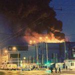"""Пожар в ТЦ """"Зимняя вишня"""" в Кемерове. Коррупция, причину пожара"""