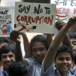 Indian Anticorruption Protests