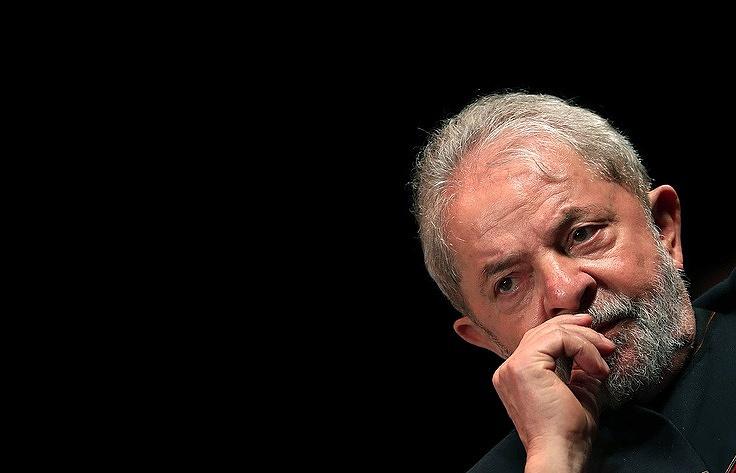 Экс-президент Бразилии Луис Инасиу Лула да Силва