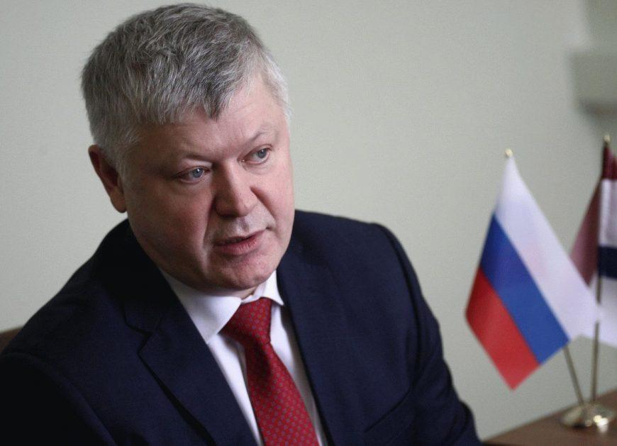 Депутат Госдумы Василий Пискарев. Нарушение пожарной безопасности