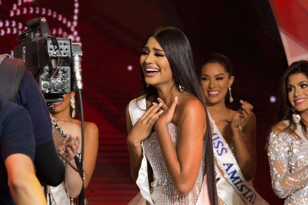 Конкурс красоты Мисс Венесуэла. Коррупционного скандала