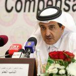 Qatari Attorney General Ali Bin Fetais Al-Marri