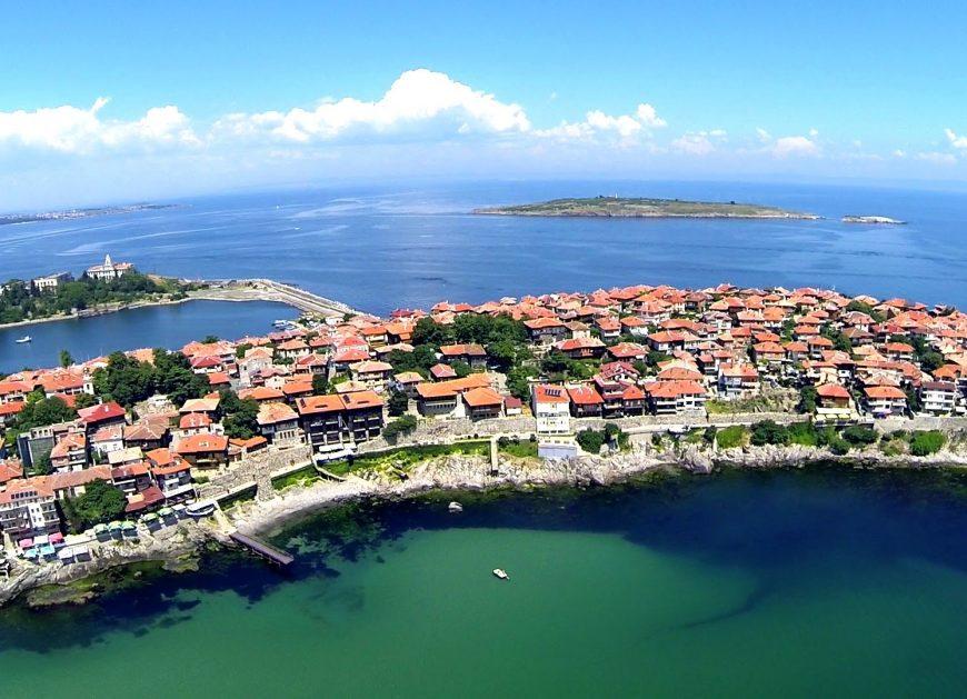болгарский курорт