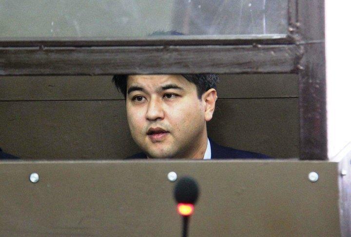 Экс-глава министрства экономики Казахстана Куандык Бишимбаев