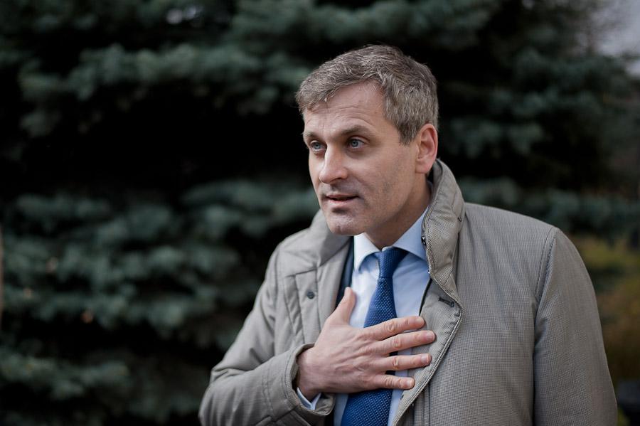 Бывший сенатор и член Совфеда Константин Цыбко
