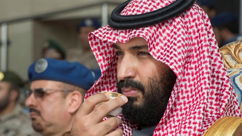 Кронпринц Саудовской Аравии Мохаммед бин Салман