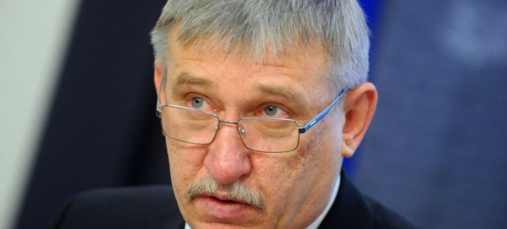 Генпрокурор Латвии Эрик Калнмейерс