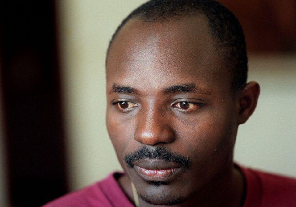 Анголийский журналист-антикоррупционер Рафаэль Маркес де Мораис.