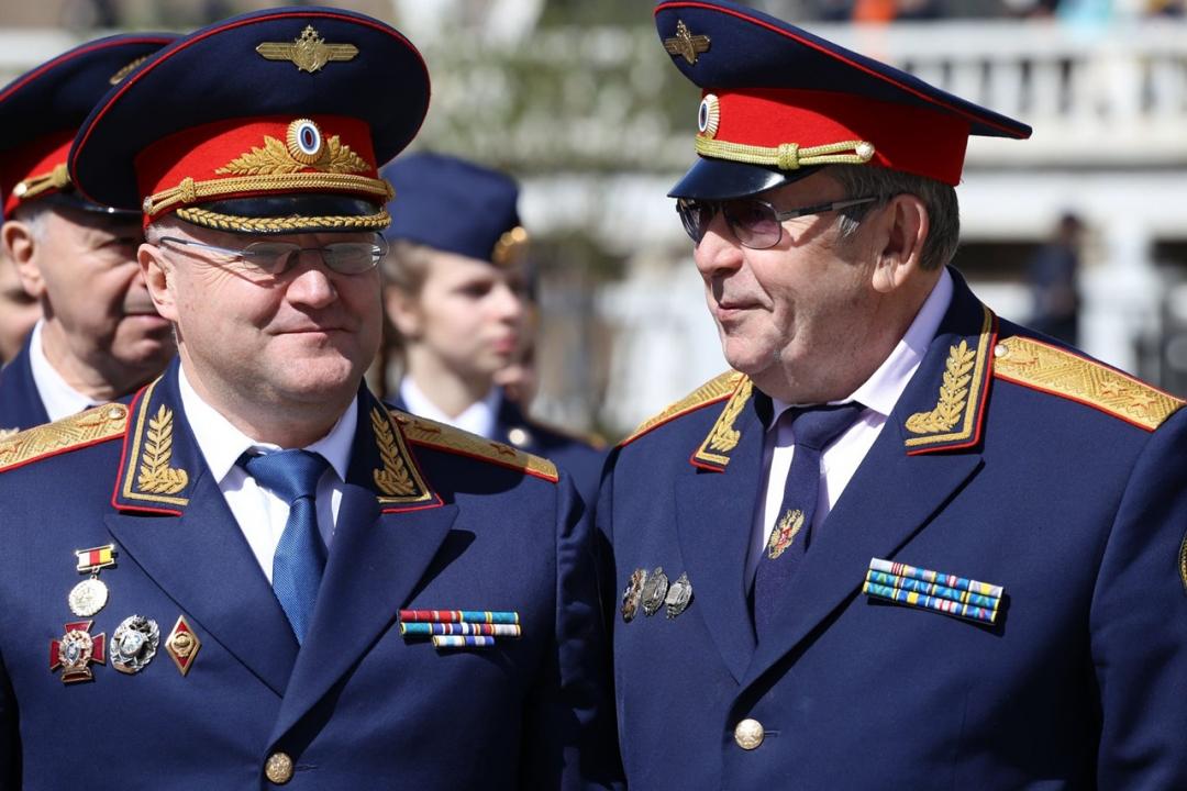 Глава ГСУ СК по Москве генерал Александр Дрыманов
