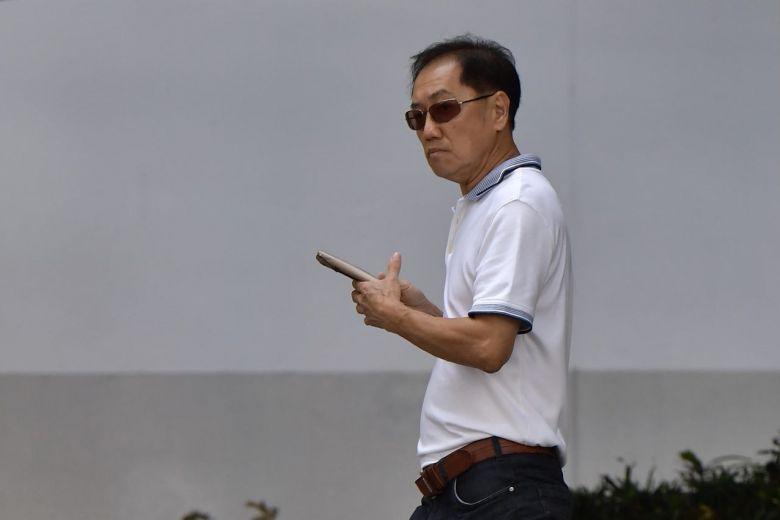 Шестидесятитрёхлетний сингапурец Го Чан Пен, экс-глава Beyonics Technology. Взяточничество