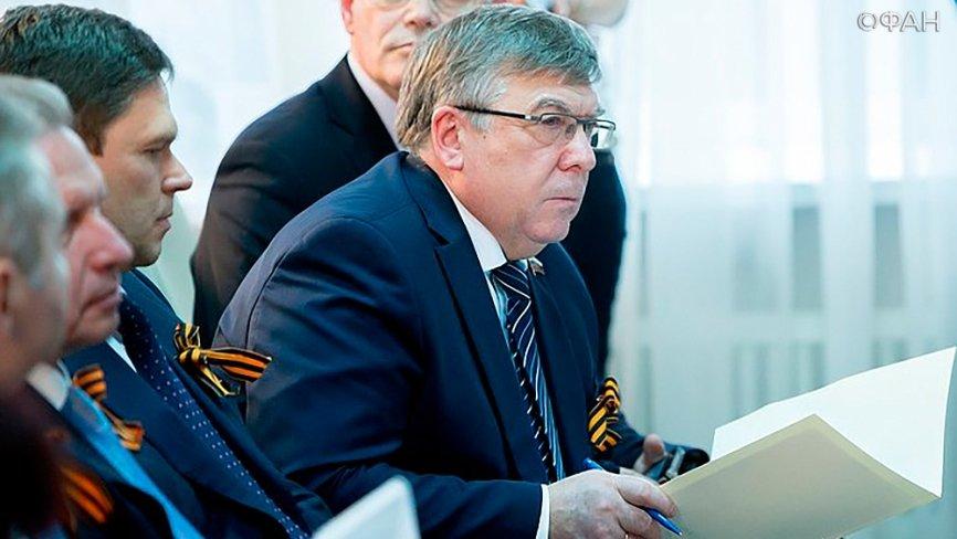 Депутат Госдумы Александр Фокин. Трагедии