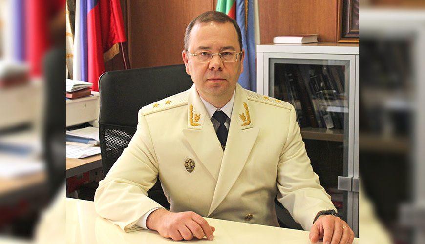 Прокурор Дагестана Денис Попов