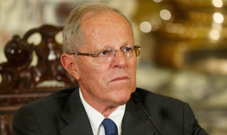 Президент Перу Педро Пабло Кучински