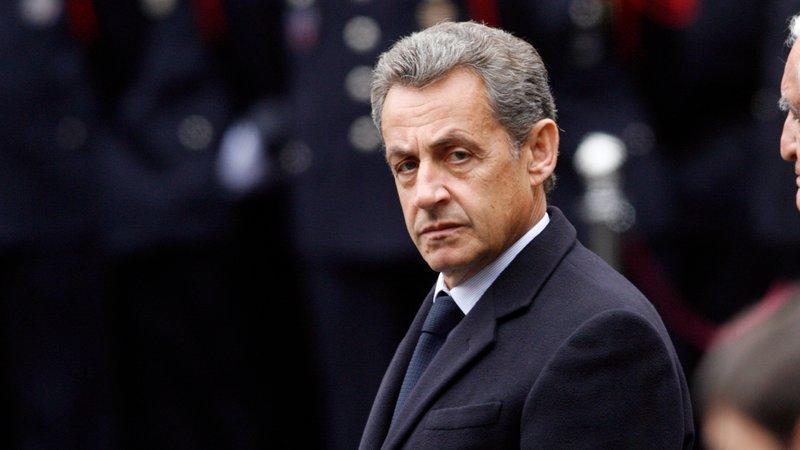 Николя Саркози, экс-президент Франции.