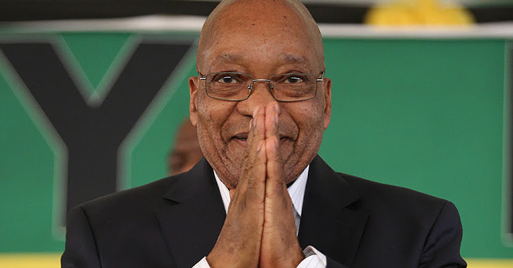 Экс-президент ЮАР Джейкоб Зума. Делу о коррупции