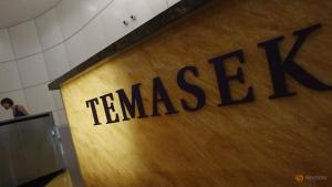 Логотип компании Temasek Holdings