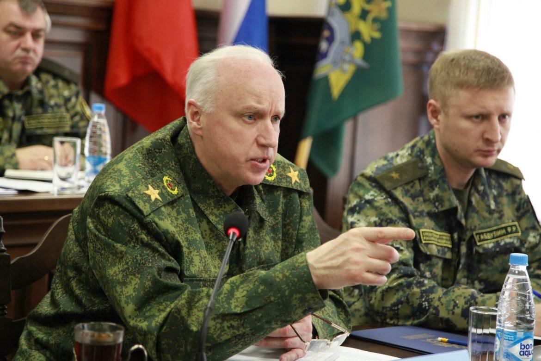 Бастрыкин, Кемерово, пожар, Зимняя вишня, коррупция, региональный СК ждет проверка