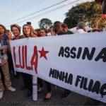 левые, Бразилия, Лула да Силва, коррупция
