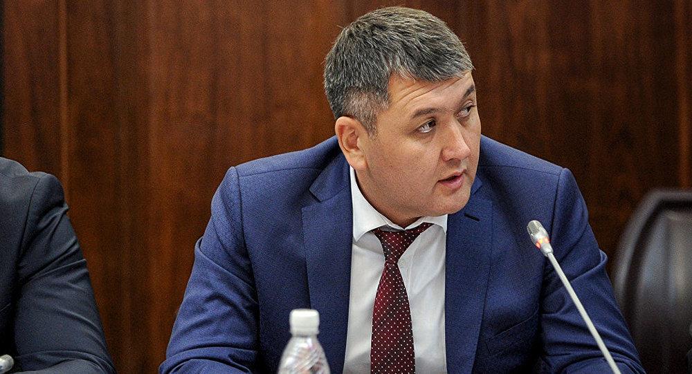 Кумашов Куманычбек, Киргизия, налоговая, задержан за коррупцию